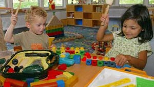 Der verschenkte Kindergarten