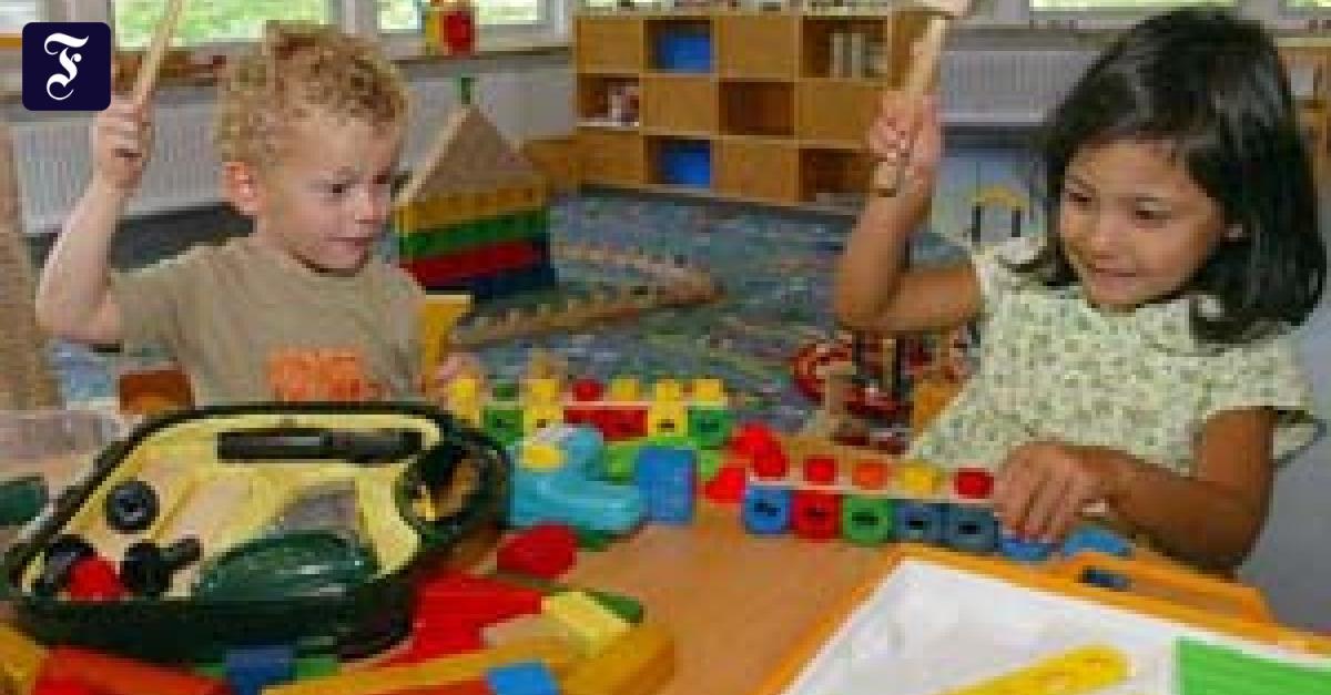 Kosten Kindergarten Hessen
