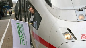Bahn und GDL wieder vor Gericht