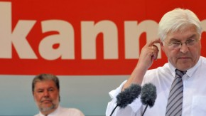 SPD-Wahlkampf in Mainz
