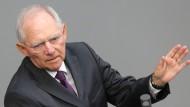 Schäuble soll in der Griechenland-Krise weiter verhandeln