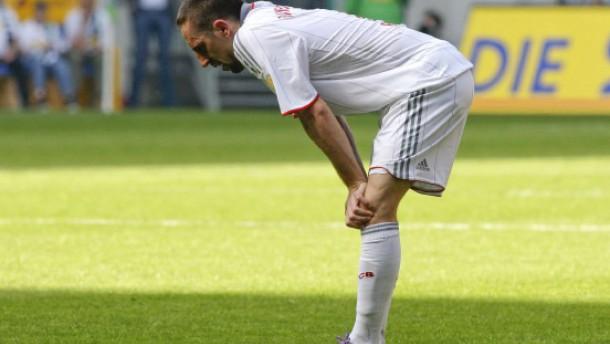 Bayern München humpelt in den Endspurt