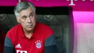 Ancelotti wünscht Götze viel Glück