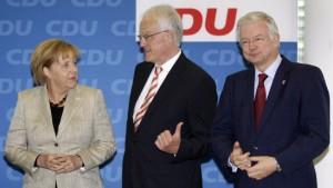 """Koch fordert """"Konsequenzen"""" für Merkels Kabinett"""