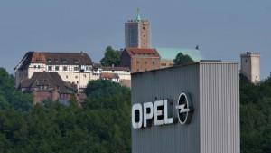 Opel baut neuen Kleinwagen in Eisenach