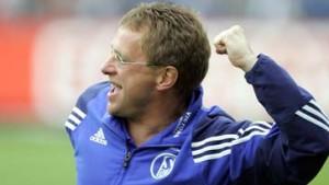 Schalke zittert sich in Europas Königsklasse
