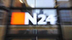Nachrichtensender N24 steht zum Verkauf