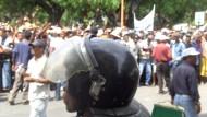 Bei den Protesten in der Haupstadt gab es schon mehr  als 130 Tote