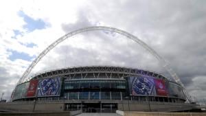 Länderspiel in Wembley abgesagt