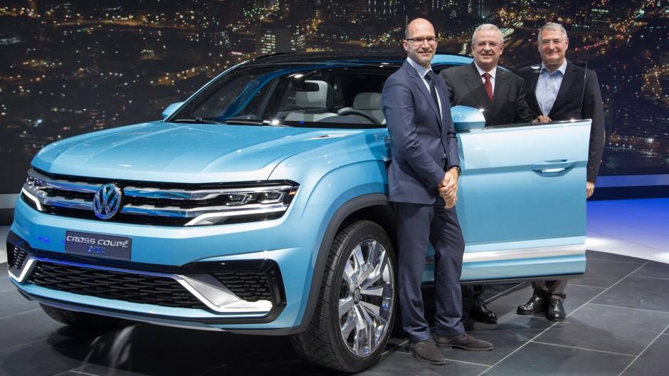 Deutsche Hersteller trumpfen mit Geländewagen auf