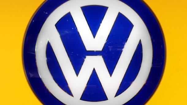 Die Affäre bei Volkswagen