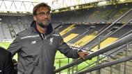 Klopp bemüht sich vor Spiel gegen Dortmund um Normalität