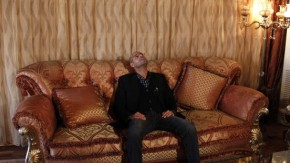 File photo of Libyan leader Muammar Gaddafi''s most prominent son, Saif al-Islam in Tripoli