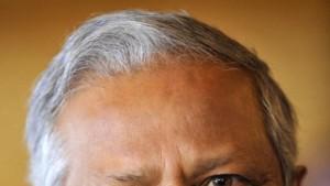 Nobelpreisträger Yunus als Direktor abgesetzt