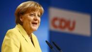 Auf Merkel-Kurs