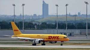 EU kippt Garantien für DHL in Leipzig