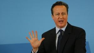 Großbritannien schickt Miltärausbilder