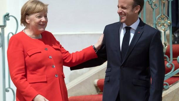 Merkel und die Spaltung Europas