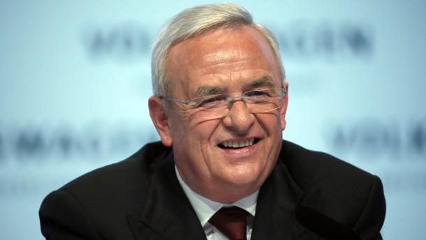 Brief Und Verbundzusteller Gehalt : Volkswagen millionen euro gehalt für martin winterkorn