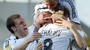 DFB-Junioren gewinnen gegen Serbien-Montenegro