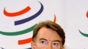 Mandelson rechnet mit Scheitern der WTO-Konferenz