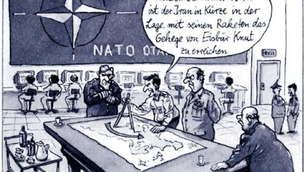 Aufrüstung gefährdet Europa