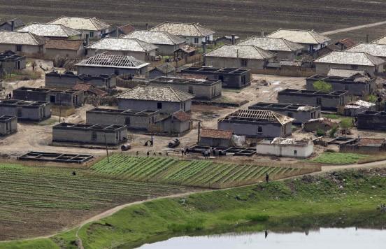 Bildergebnis für Nordkorea Dorf
