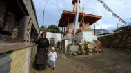 Tibetische Schätze in Nepal in Gefahr