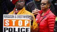 Protest gegen Polizeigewalt in New York