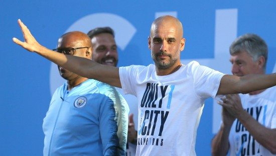 Große Erfolge für Manchester City