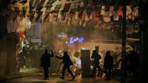 Zwei Tote bei Protesten in der Türkei