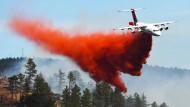 Brände in Colorado halten Einsatzkräfte in Atem