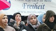 Immer mehr muslimische Frauen verhüllen sich freiwillig