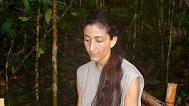 Ingrid Betancourt durch Bluff befreit