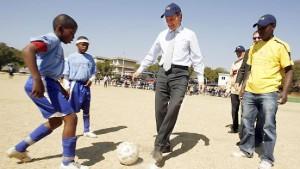 Günter Oettingers afrikanisches Flop-Projekt