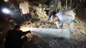 Gaddafi-Sohn bei Nato-Angriff getötet