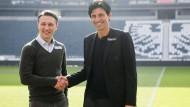 Niko Kovac neuer Trainer bei Eintracht Frankfurt
