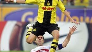 Dortmund und Stuttgart weiter nur Mittelmaß