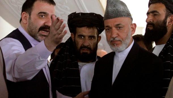 Der heimliche Herrscher von Kandahar