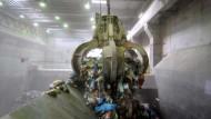 Das Müllheizkraftwerk greift nach mehr Abfall, um seine Öfen auszulasten