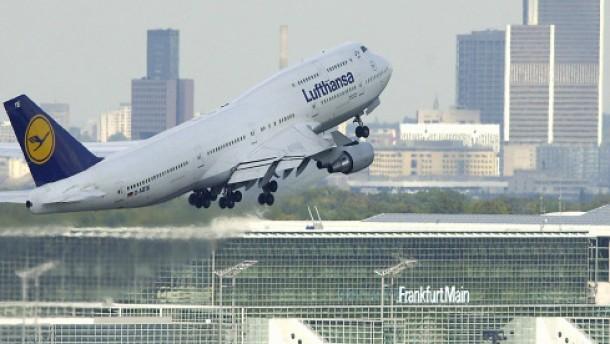 Fluglärm soll um zehn Prozent verringert werden