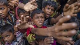 Kritische Lage für Flüchtlingskinder aus Burma