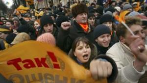 Kleinrussen gegen Ukrainer