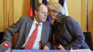 Finanzminister kämpfen gegen Steueroasen