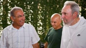 Fidel Castro zeigt sich