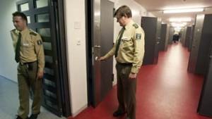 Vollbeschäftigung im Gefängnis