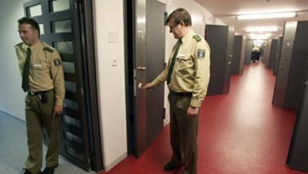Teilprivatisiertes Gefängnis Hünfeld