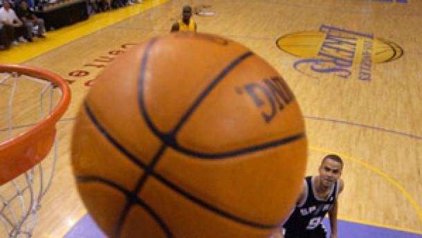 Lakers im Halbfinale