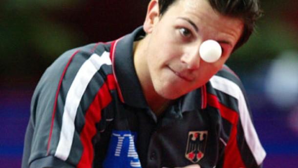 Rückenwind für Boll und deutsches Tischtennis