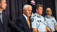 IS-Unterstützer in Australien festgenommen